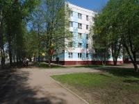Нижнекамск, улица Гагарина, дом 4. многоквартирный дом