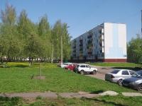 Нижнекамск, улица Гагарина, дом 5. многоквартирный дом