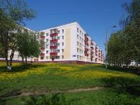 Нижнекамск, улица Гагарина, дом 5А. многоквартирный дом
