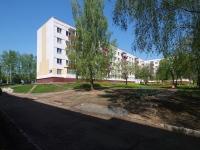 Нижнекамск, улица Гагарина, дом 5Б. многоквартирный дом