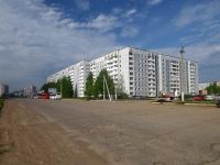 Нижнекамск, Шинников проспект, дом 1. многоквартирный дом