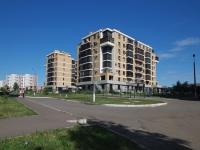 Нижнекамск, Шинников проспект, дом 3. многоквартирный дом