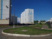 Нижнекамск, Шинников проспект, дом 3Б. многоквартирный дом