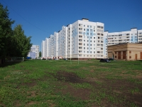 Нижнекамск, Шинников проспект, дом 3В. многоквартирный дом