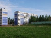Нижнекамск, Шинников проспект, дом 7. многоквартирный дом