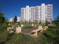 Нижнекамск, Шинников проспект, дом 11. многоквартирный дом