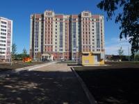 Нижнекамск, Шинников проспект, дом 13. многоквартирный дом