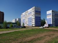 Нижнекамск, Шинников проспект, дом 5. многоквартирный дом
