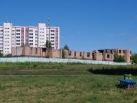 Нижнекамск, Шинников проспект, дом 5А. строящееся здание
