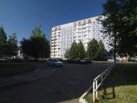 Нижнекамск, Мира проспект, дом 5. многоквартирный дом