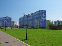 Nizhnekamsk, avenue Mira, house 8. Apartment house