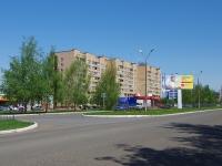 Нижнекамск, Мира проспект, дом 10. общежитие ОАО Нижнекамскнефтехим