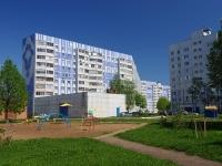 Nizhnekamsk, avenue Mira, house 14. Apartment house
