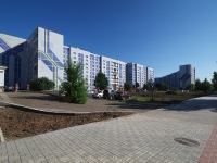 Нижнекамск, Мира проспект, дом 17. многоквартирный дом