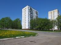 Нижнекамск, улица Чабьинская, дом 1. многоквартирный дом