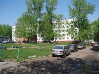 Nizhnekamsk, st Chab'inskaya, house 5А. Apartment house