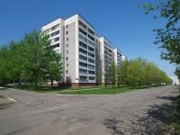 Нижнекамск, улица Чабьинская, дом 7. многоквартирный дом