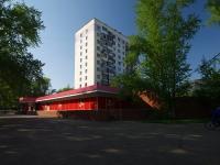 Нижнекамск, улица Спортивная, дом 11. многоквартирный дом