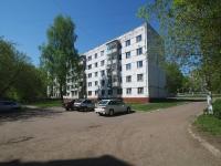 Нижнекамск, улица Спортивная, дом 13А. многоквартирный дом
