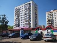 Нижнекамск, улица Спортивная, дом 15. многоквартирный дом
