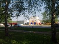 Nizhnekamsk, st Sportivnaya, house 16. garage (parking)