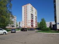 Нижнекамск, улица Спортивная, дом 17. многоквартирный дом
