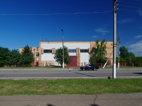 Нижнекамск, улица Спортивная, дом 2Б. производственное здание