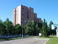 Нижнекамск, улица Спортивная, дом 3. многоквартирный дом