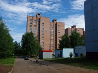 Нижнекамск, улица Спортивная, дом 5. многоквартирный дом