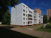 Нижнекамск, улица Спортивная, дом 5А. многоквартирный дом