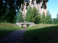 Нижнекамск, Школьный б-р, дом 8