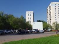 Нижнекамск, улица 50 лет Октября, дом 2А. многоквартирный дом
