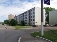 Нижнекамск, улица 50 лет Октября, дом 3. многоквартирный дом