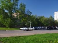 Нижнекамск, улица 50 лет Октября, дом 4. многоквартирный дом