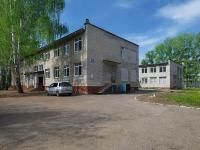 Нижнекамск, улица 50 лет Октября, дом 3А. детский сад №10