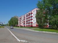 Нижнекамск, 50 лет Октября ул, дом 6