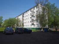 Нижнекамск, улица 50 лет Октября, дом 6А. многоквартирный дом