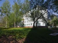 Нижнекамск, улица 50 лет Октября, дом 8А. многоквартирный дом