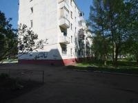 Нижнекамск, улица 50 лет Октября, дом 8Б. многоквартирный дом