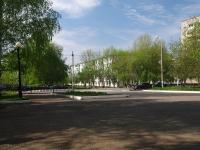 Нижнекамск, улица 50 лет Октября, дом 9. многоквартирный дом