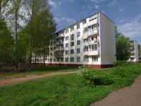 Нижнекамск, улица 50 лет Октября, дом 13. многоквартирный дом