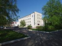 Нижнекамск, площадь Лемаева, дом 12. колледж Музыкальный колледж им. Салиха Сайдашева