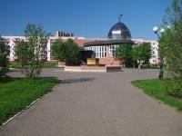 Nizhnekamsk, square Lemaev. square