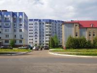 Нижнекамск, улица Баки Урманче, дом 3. многоквартирный дом