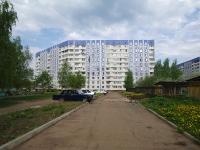 Нижнекамск, улица Баки Урманче, дом 9. многоквартирный дом