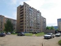 Нижнекамск, улица Баки Урманче, дом 20. многоквартирный дом