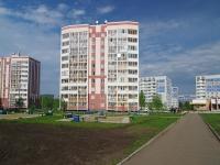 Нижнекамск, улица Баки Урманче, дом 23. многоквартирный дом