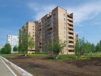 Нижнекамск, улица Баки Урманче, дом 22. многоквартирный дом