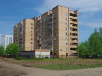 Нижнекамск, улица Баки Урманче, дом 24. многоквартирный дом
