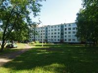 Нижнекамск, улица Тихая Аллея, дом 4. многоквартирный дом